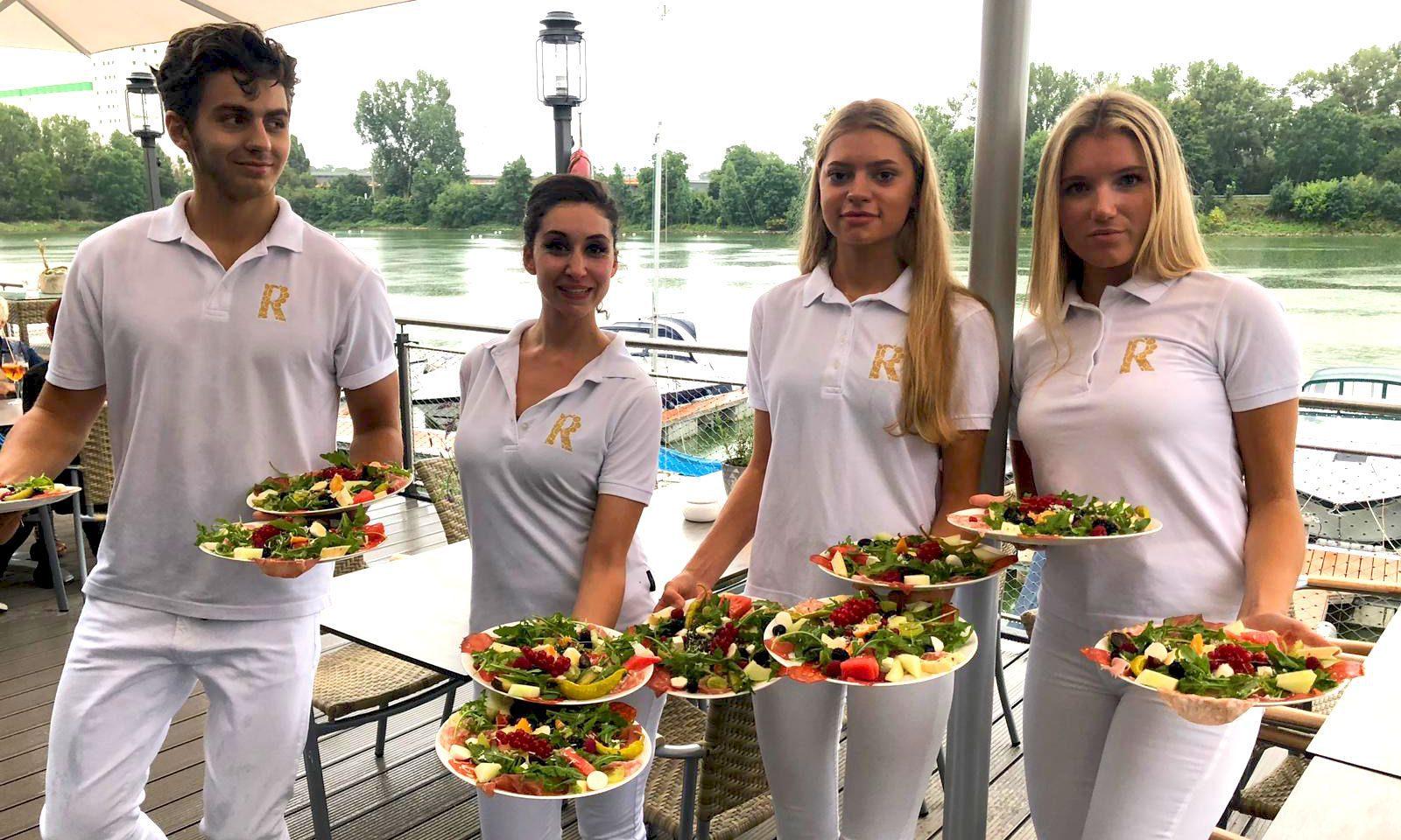 RheinLounge - Gastronomie im Schiersteiner Hafen - Veranstaltung